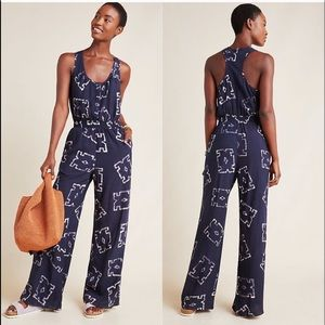 Anthropologie 🍍 the Odells Phaedra Jumpsuit